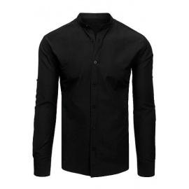 Elegancka koszula męska czarna DX1870