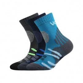 3PACK dětské ponožky Voxx vícebarevné (Horalik-Mix B)