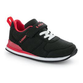 ACTEON dětská volnočasová obuv černá