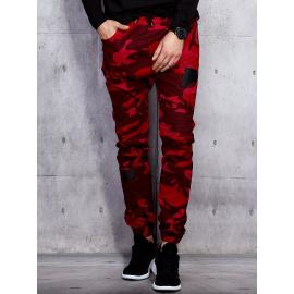 Czarne jeansy męskie Jaiden