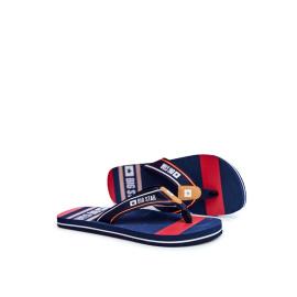 Men's Slides Flip flops Big Star Navy FF274A459