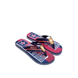 Men's Slides Flip flops Big Star Navy FF274A471