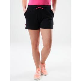 ABALA dámské sportovní šortky černá