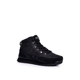 Women's Trekker Shoes Big Star Black GG274615