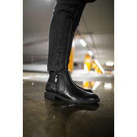 Men's Boots Leather Big Star Black EE174287