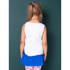 Tunika dla dziewczynki HELLO KITTY biała